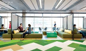 Cisco offices studio Floor Interior Design No Dead Zones Studio Oas Giant Office For Cisco