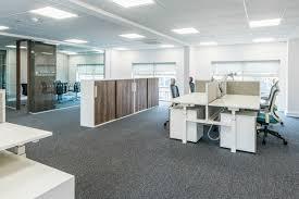 open floor office. Open Plan Office Fit-out Floor