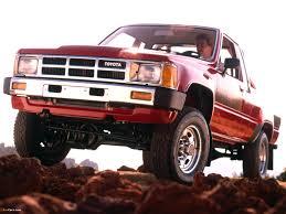toyota trucks wallpaper. toyota truck xtracab 4wd 1984u201386 wallpapers 1600 x 1200 trucks wallpaper y