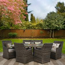 get seabrook 7 piece all weather wicker