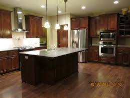 Kitchen Cabinet Espresso Color Knotty Alder Cabinets W Espresso Stainpopular Color Combination