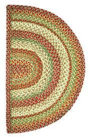 braided rugs round rectangle lake house harvest jute rug cotton uk