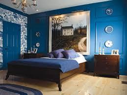 Dark Blue Bedroom Design Ideas Dark Blue Bedrooms Colour Black - Dark blue bedroom