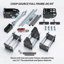 chop source full frame jig kit