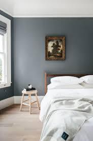 cool gray paint colorsbedroom  Beautiful Cool Blue Bedroom Wall Paint Color Dark Blue