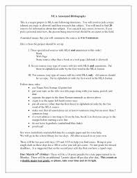 Annotated Bibliography Template Mla Fresh Essay Proposal Sample How
