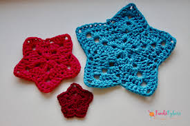 Crochet 5 Point Star Pattern Cool Decorating Ideas