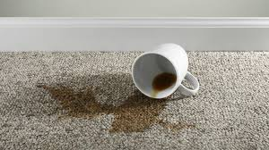 why are coffee stains so difficult to remove from carpets