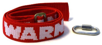 plow utv atv snow plows part  warn 68191 atv plow electric actuator termination strap replacement red nylon strap saves your bumper from cable scratches and wear designed for use