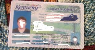Id Maker Fake Kentucky Card