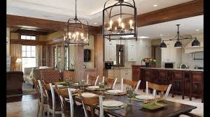 Kitchen Table Lighting Youtube