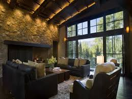 Interior Design Mountain Homes Set Impressive Design Inspiration