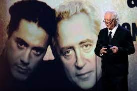 Robert Downey Sr. has passed away. So ...