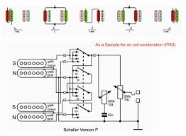 schaller 5 way switch wiring diagram schaller wiring diagrams online