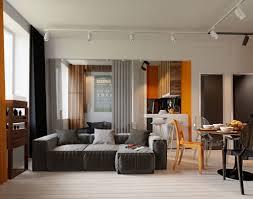 Home Designs: Soft Gray Sofa - Modern Interior Design