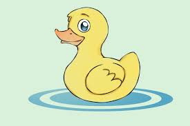 Small Picture Coloring Pages How To Draw A Duckling Baby Easy Cute Step By