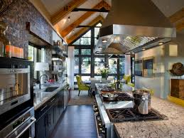 Kitchen With Vaulted Ceilings Photo Page Hgtv