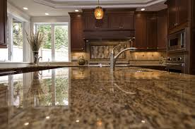 Kitchen Countertops Granite Vs Quartz Solid Surface Quartz And Granite Countertop Comparison