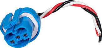 Apdty 96922 Headlight Bulb Electrical Socket Wiring Pigtail