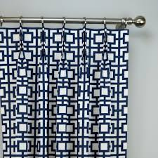 Curtain : Navy Blue Curtains 95 Inches Smoke Blue Curtains Navy ...