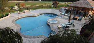 inground pools with hot tubs. Banner-third Inground Pools With Hot Tubs A