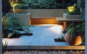 Small Picture Minimalist garden design Mylandscapes modern gardens London