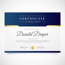 Corporate Certificate Template Certificate Border Vectors Photos And Psd Files Free Download