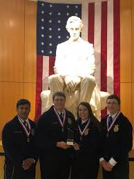 Graham FFA - The Range team placed 5th at the National Contest ...