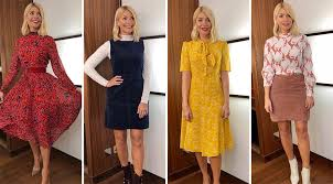 Holly willoughby has presented a number of tv shows alongside phillip schofield such as dancing on ice and this morning. Where To Buy Holly Willoughby S This Morning Outfits