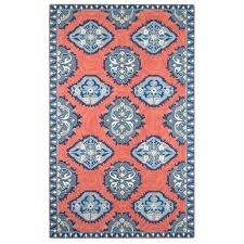red blue rug old glory hand hooked wool red blue area rug reviews red white and