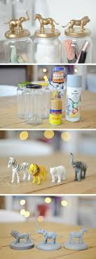 diy flower jars such a cute and fun home decor craft idea using