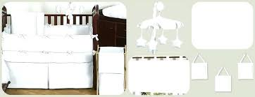 white nursery bedding sets white crib bedding set solid white dot and micro suede baby crib white nursery bedding sets