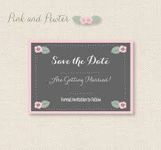 What Are Save The Date Cards 10 Free Printable Save The Date Cards For Weddings All