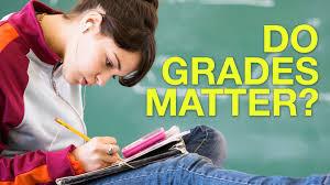 do good grades matter