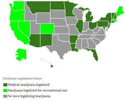 places cannabis is legal