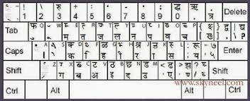 Hindi Font Chart Pdf Hindi Typing Keyboard Kruti Dev Chart Pdf