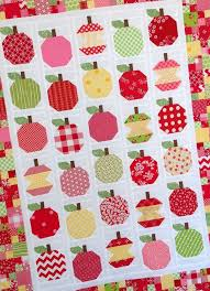 166 best Lori Holt Quilting- Bee In My Bonnet images on Pinterest ... & Apple-licious quilt pattern by Lori Holt. Want to make this to use as Adamdwight.com
