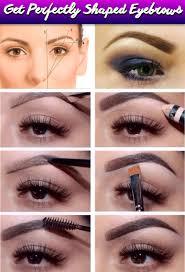 how to trim bushy eyebrows. 7 tricks to get perfect eyebrows - how shape thin for beginners trim bushy