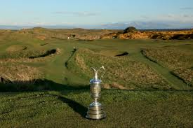 the unique challenge that players face at royal troon s pose st hole golf digest
