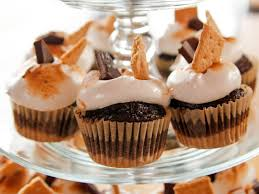 Super Smores Cupcakes Recipe Ree Drummond Food Network