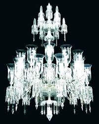 glass chandelier crystals colored