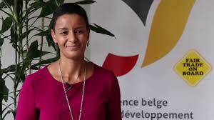 Interview - Minister Meryame Kitir steunt de Week van de Fair Trade -  YouTube