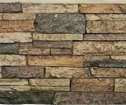 Rock Panels For Exterior Stone Faux Home Depot River Fireplace