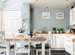 kitchen wall colors blue kitchen walls