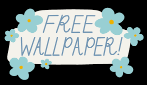 Cute Wallpaper Sticker by Tombow for ...