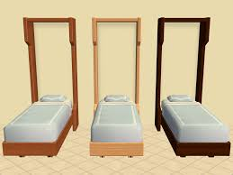 Murphy Bed Single For Mod The Sims And Toddler Beds Designs 19