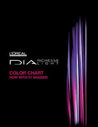 Diacolor Chart Dia Color Chart 91 Shades By Bird Issuu