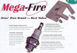 Mega Fire Spark Plug Champion Spark Plugs Cross Reference