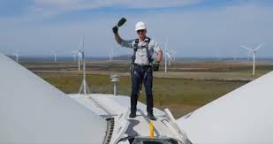 Jeff Bezos Christens New Texas Wind Farm in Ridiculous Twitter Video ...