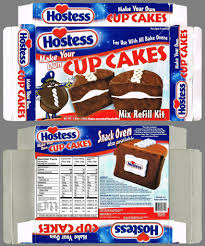 hostess cupcakes mix refill kit 2003 by waffle whiffer